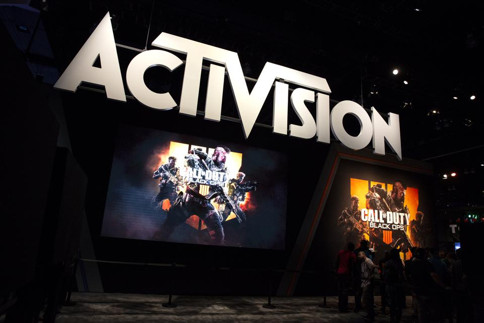Activision Lays off