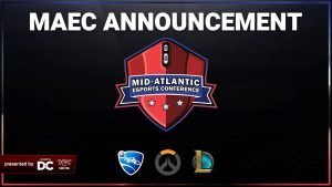 The All-New Mid-Atlantic Esports Conference