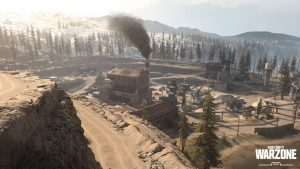 New Warzone Map