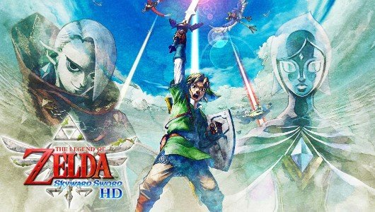 July VIdeo Game Releases Skyward Sword