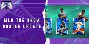 MLB The Show Roster Update
