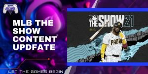 MLB The Show Content Update