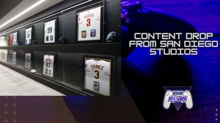 Content Drop from San Diego Studios