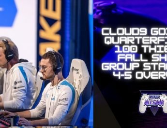 Cloud9 Going to Quarterfinals, 100 Thieves Fall Short, Group Stage Day 4-5 Overview
